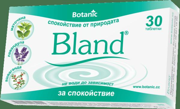 Бланд (Bland) таблетки x30